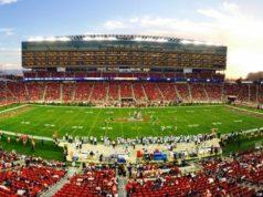 NFL field. Photo by: Robert Villalta / Pixels.com
