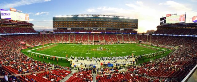 NFL field. Photo by: Robert Villalta / Pixels.com