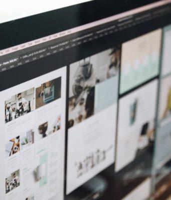 Interactive Web content. Photo by: Tranmautritam / Pexels.com