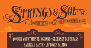 String & Sol 2017 lineup. Photo by: String & Sol