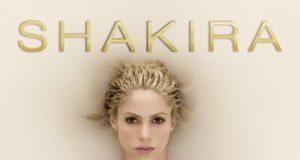 Shakira album cover for El Dorado. Photo by: Shakira / Twitter