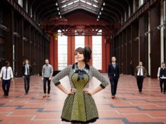 Caravan Palace promotional shot. Photo by: Jeremie Bouillon. Photo provided by: Sacks & Co.