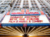 Marquee at the Theatre at the Ace Hotel. © 2016 Sundance Institute. Photo by: Ryan Kobane. Photo provided by: Sundance Institute