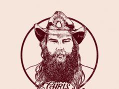 Chris Stapleton, 'From A Room: Volume 1' album cover. Photo provided.