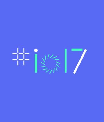 Google I/O 2017 screenshot. Photo by: Google Developers / YouTube