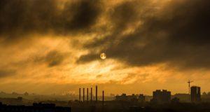 Air pollution. Photo by: Unsplash