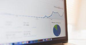 Google analytics data. Photo by: Negative Space / Pexels.com