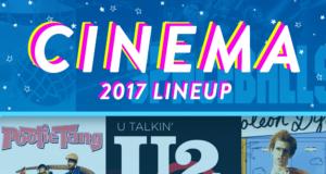 Bonnaroo 2017 Cinema Tent guests. Photo by: Bonnaroo