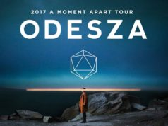 ODESZA 2017 tour dates. Photo by: ODESZA