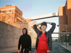 Sleigh Bells promotional shot. Photo by: Sundance Institute / Sleigh Bells