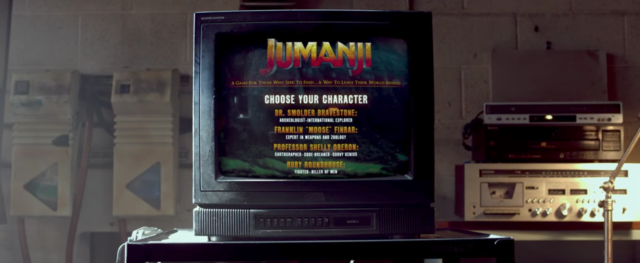 Jumanji 2 still shot. Photo by: Sony Pictures Entertainment / YouTube