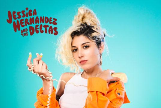 Telephone album cover. Photo by: Jessica Hernandez & The Deltas