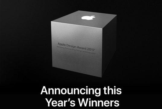 Apple Design Awards 2017. Photo provided.