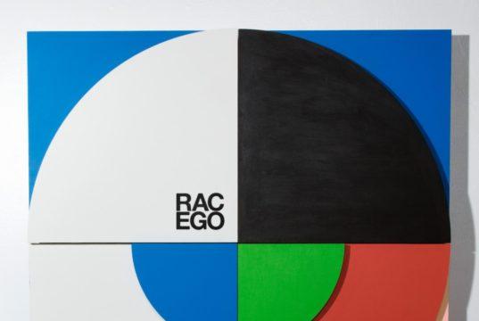 RAC album art for EGO. Photo provided.