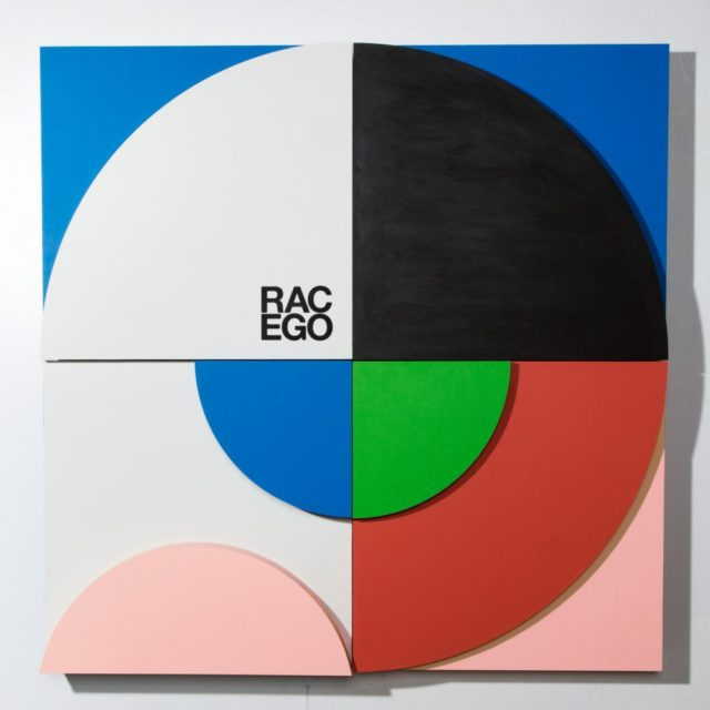 RAC album art for EGO. Photo provided.