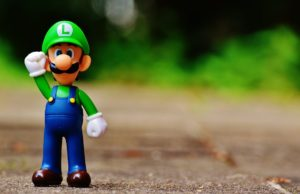 Luigi toy. Photo by: Pexels.com