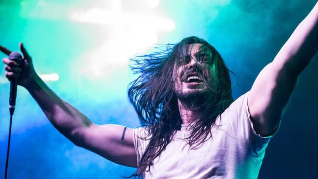 Andrew W.K. Photo by: Vicky Pea. Photo provided by: The Syndicate