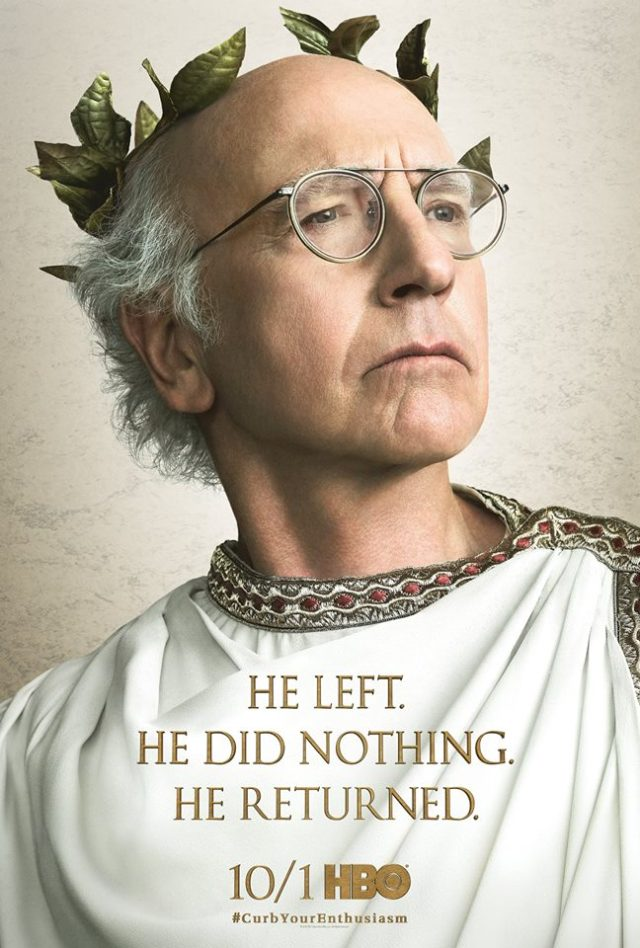 Curb Your Enthusiasm. Photo by: HBO / Twitter