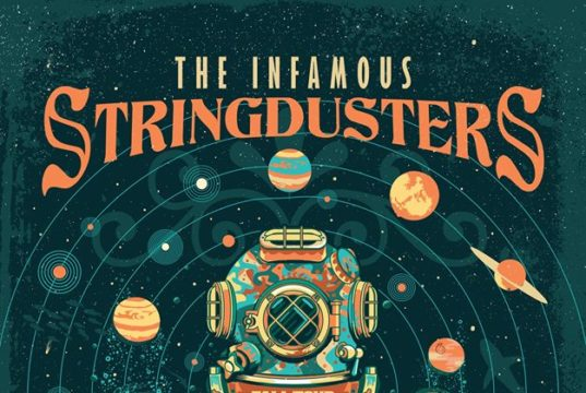 The Infamous Stringdusters tour dates. Photo by: The Infamous Stringdusters / Twitter