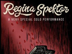 Regina Spektor tour image. Photo provided by: Sacks & Co.
