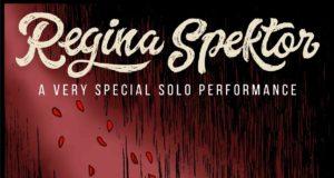 Regina Spektor tour image. Photo provided by: Sacks & Co.