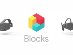 Google Blocks. Photo by: Google / YouTube
