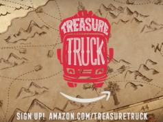 Amazon Treasure Truck. Photo by: Amazon / YouTube