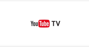 YouTube TV logo. Photo by: YouTube / Google