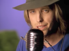 Tom Petty still shot from 'You Don't Know How It Feels' video. Photo by: Tom Petty / YouTube