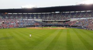 Baseball stadium. Photo by: Pexels.com