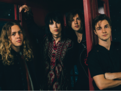 The Struts promotional shot. Photo by: Catie Laffoon. Photo provided by: Sacks & Co.