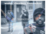 Victor Wooten album cover art for TRYPNOTYX. Photo provided.