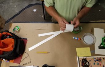 Southern Illinois University Carbondale craft shop. Photo by: Matthew McGuire