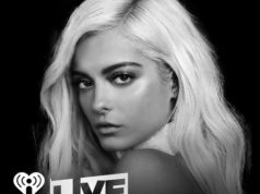 Bebe Rexha promotional shot. Photo by: iHeartRadio / Twitter