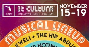 Et Cultura 2017 lineup. Photo provided.