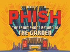 Phish live stream from Madison Square Garden. Photo by: Phish