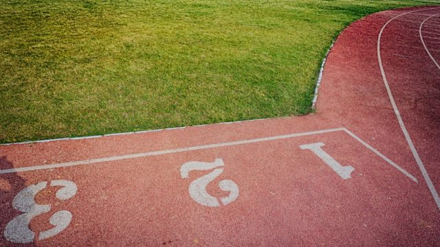 A track for running and exercise. Photo by: Pexels.com