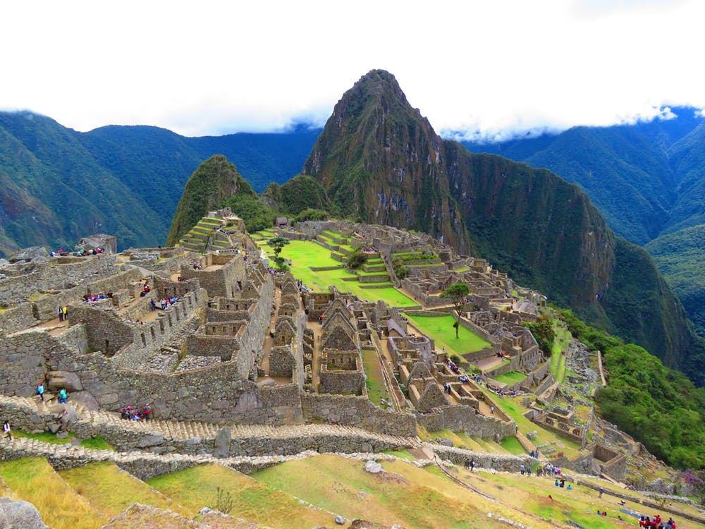 an examination of the city built by the incas machu picchu The story of machu picchu mountains is a deserted site built by the incas machu picchu was a small city built reference 3 machu picchu the city in the.