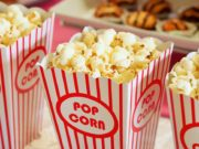 Movie popcorn. Photo by: Pexels.com