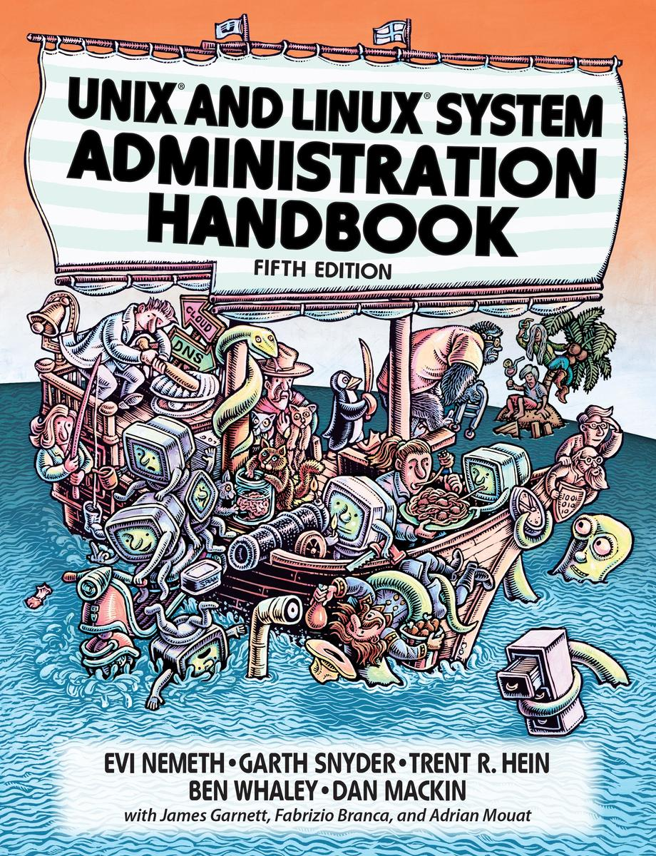 Image Result For Unix And Linux System Administration Handbook Fifth