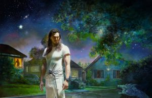 Andrew W.K. album cover for 'You're Not Alone.' Photo provided.