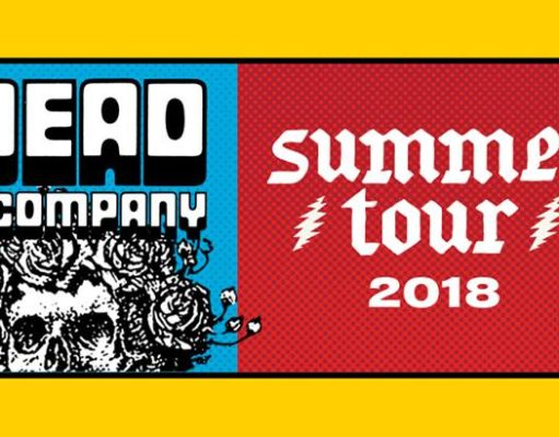 Dead & Company tour dates. Photo provided.