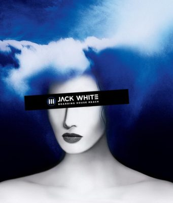 Boarding House Reach album cover by Jack White. Photo by: Jack White / Third Man Records