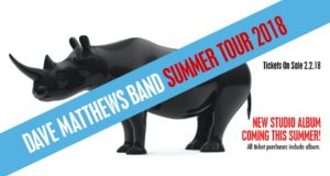 Dave Matthews Band promotional image. Photo by: Dave Matthews Band