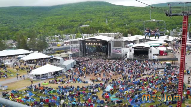 Mountain Jam lineup announcement. Photo by: Mountain Jam / YouTube