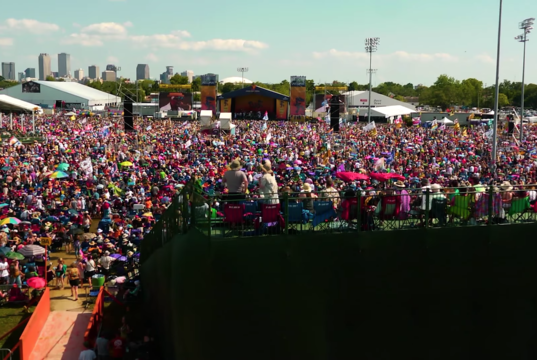 New Orleans Jazz and Heritage Festival. Photo by: JazzFest / YouTube