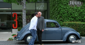 Jerry Seinfeld and Comedians in Cars Getting Coffee. Photo by: Netflix / YouTube