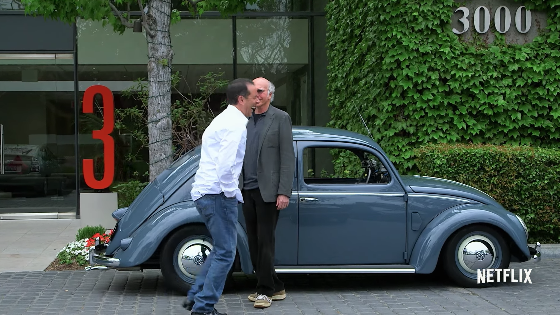 Jerry Seinfeld And Comedians In Cars Getting Coffee Photo By Netflix YouTube
