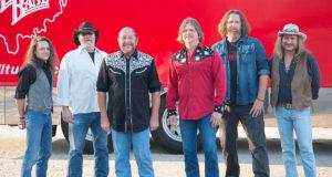 The Marshall Tucker Band promotional shot. Photo provided.