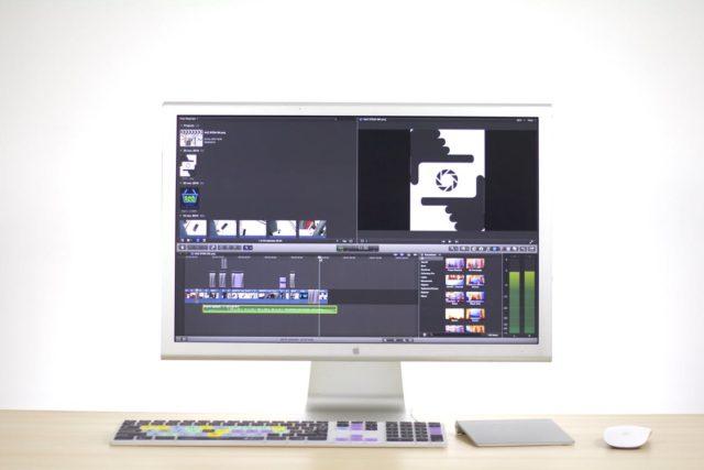 Film editing on a desktop computer. Photo by: Tuur Tisseghem / Pexels.com